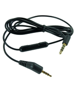 3.5mm Mic Audio Cable Cord For Bose QuietComfort 3 QC 3 Headphones Repla... - $10.99