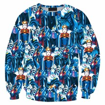 Womens Mens 3D Print Realistic Space Galaxy Animals Sweatshirt Top Jumper69 - $19.99