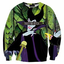 Womens Mens 3D Print Realistic Space Galaxy Animals Sweatshirt Top Jumper73 - $19.99