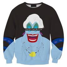 Womens Mens 3D Print Realistic Space Galaxy Animals Sweatshirt Top Jumper90 - $19.99