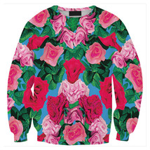 Womens Mens 3D Print Realistic Space Galaxy Animals Sweatshirt Top Jumper288 - $19.99