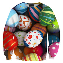Womens Mens 3D Print Realistic Space Galaxy Animals Sweatshirt Top Jumper315 - $19.99