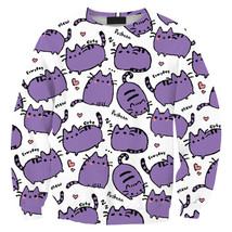 Womens Mens 3D Print Realistic Space Galaxy Animals Sweatshirt Top Jumper320 - $19.99