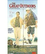 The Great Outdoors - VHS Tape MCA Home Video Jo... - $7.99