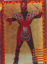 RED NINJA Medium 8/10 childs costume - $20.00