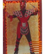 RED NINJA Medium 8/10 childs costume - $20.00