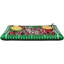1-Pack  Inflatable Football Buffet Cooler For Parties Beistle - $25.77