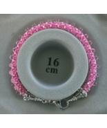 Artisan Pink Seed Beaded Bracelet Womens/Girls/Christmas/Birthday/Gift - $21.99