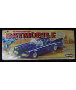 BATMOBILE Polar Lights reissue of 1960's Aurora plastics model - $34.30