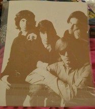 THE DOORS BROWN & WHITE  Picture Photo FREE SH... - $10.39