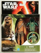 Chewbacca Star Wars The Force Awakens Action Figure by Hasbro Canada NIB... - $18.55