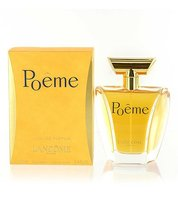 Poeme by Lancome for Woman, 3.4 fl.oz / 100 ml L'Eau De Parfum Spray - $78.98