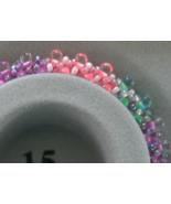 Artisan 3 color Seed Beaded and Drops Bracelet Womens/Girls/Gift/Handmade - $17.99