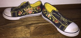 Boy's/Girl's Ed Hardy Designs Multicolored Tiger Graphic Shoes (Size 11) - $8.90