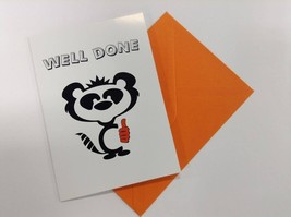 Well Done - Humorous Luxury Greetings Card with Funny Poetic Verse, 5 x ... - $4.94