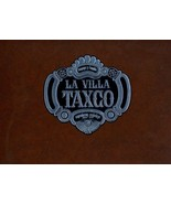 La Villa Taxco Mexican Restaurant Menu Los Angeles Hollywood Glendale Ca... - $74.17