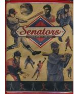 Senators Baseball Themed Restaurant Menus Washington DC 1990's - $54.39