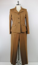 New LE SUIT Wild Spirit - Size 14 - Camel Brown... - $66.49