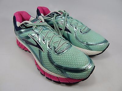 Brooks GTS 16 Women's Running Shoes Sz US 9.5 M (B) EU 41 Blue Pink 1202031B418