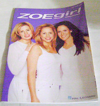 ZOEgirl Piano/Vocal/Guitar Music Book (Paperback 2000) - $6.79
