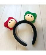 USJ Mario Super Nintendo World headband Super Mushroom - $69.30