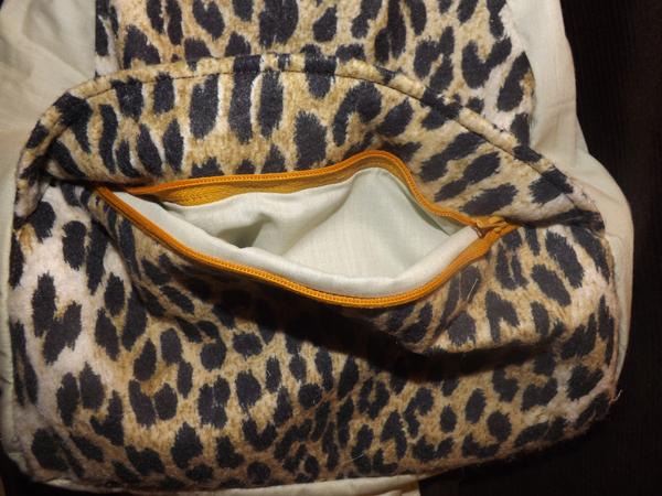 Animal print backpack  IN STOCK