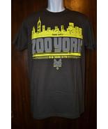 ZOO YORK  MENS T- SHIRT  SIZE  S NWT NEW Black  - $13.59
