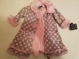 Holiday EditionsToddler's Girl's Occasion Dress & Jacket  SIZE 12M NWT Pink  t - $22.99