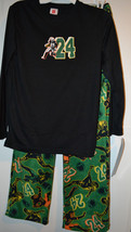 Boys 2 Pcs Sleep Set By Target  Size S6/8 Or M  8/10 Or L 12/14 Nwt Football - $13.99