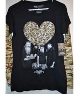 Duck Dynasty Womens Juniors Long Sleeve T Shirt Size M  L XL XXL NWT Gre... - $17.99