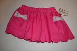 Carter's Girls Infants Skort  Size 12 M   NWT Pink Lace - $4.79