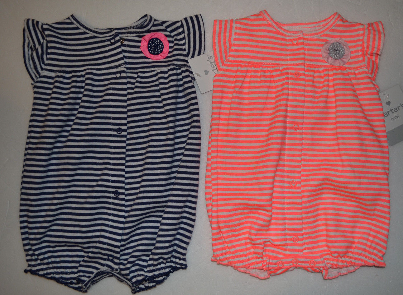 744368ea7 Carters Baby Infant Girls Creeper Size 3M or and 50 similar items