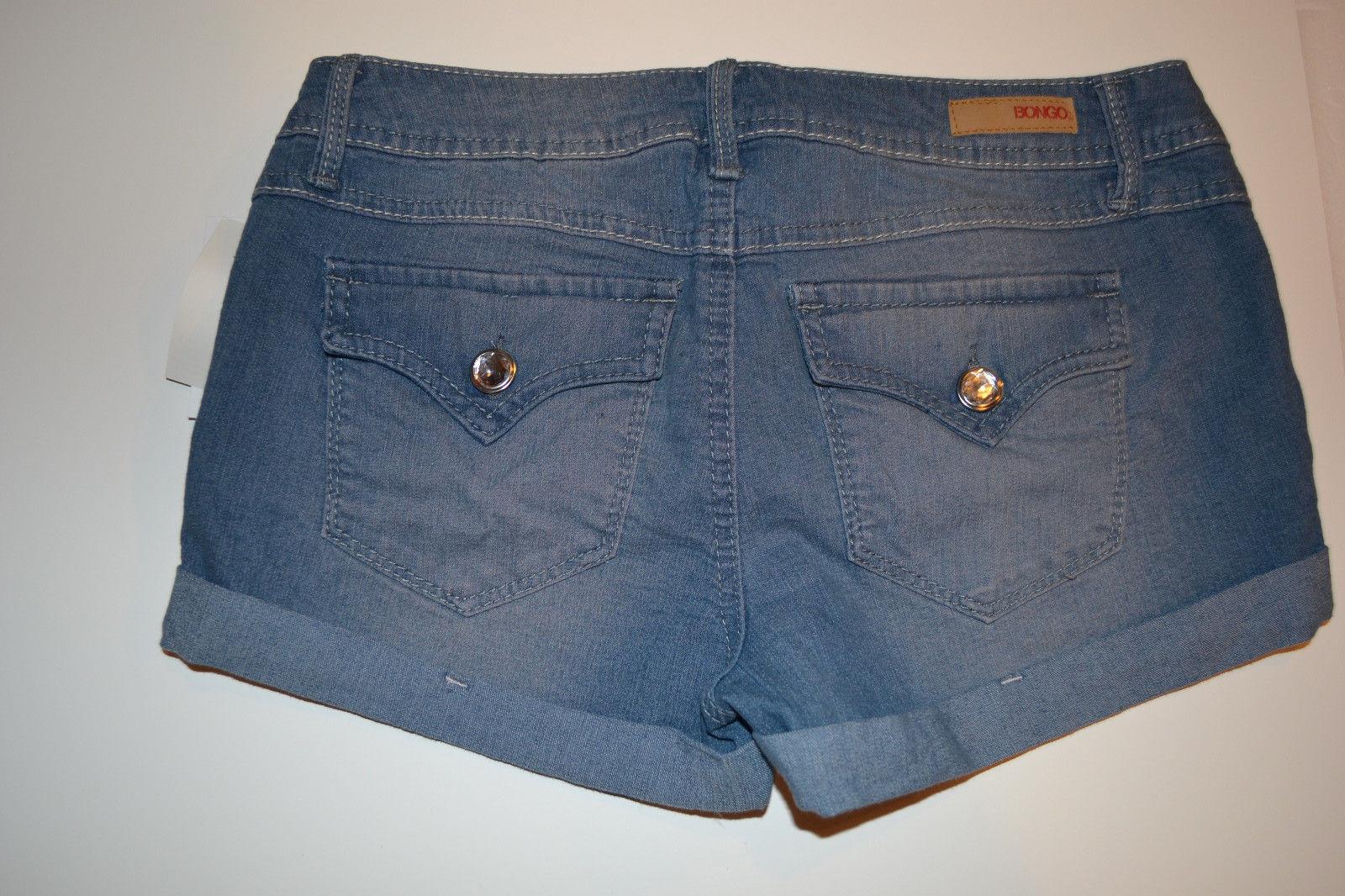 Womens Juniors BONGO  Size 3 NWT Jean