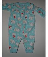 Carter's Infant  Girls Pajamas  Size  3M NWT Polar Bear  - $7.99