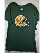 NFL TEAM Womens Greenbay Packers T-SHIRT  Various  SIZES NWT NEW  - $15.99
