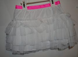Cherokee Toddler Girls A Line Skirt Size 5T Fresh White  NWT - $11.19