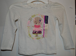 Cherokee Infant Toddler  Long Sleeve Top  Size 3T NWT - $6.39