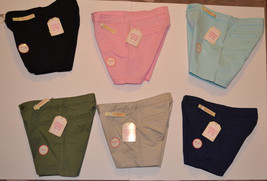 Faded Glory  Girls Chino  Midi  Shorts Sizes 4-16  Nwt Various Colors - $7.14