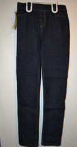 Cherokee  Girls  Jean with Sparkle Jegging  Size  14 Nwt   - $9.79