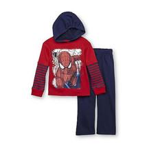 Marvel Comics Infant & Toddler Boy's Hoodie Sweatshirt & SweatpantsSize ... - $11.24
