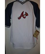 Genuine Merchandise Stitches Atlanta Braves Baseball Mens Jersey NWTS/M/... - $28.79