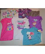 Joe Boxer Infant Toddler Girls PJs 2-piece Set  Size 12 M 4T  NWTVarious... - $11.19