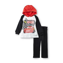 Disney Baby ToddlersBoy's Cars Hoodie & Pants - Built for Speed Size 18M... - $9.09