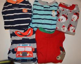 Carters Toddler Boys Blanket Sleeper Sleep Wear  Size 4T NWT Various Styles - $10.39