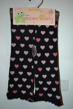 Gold Metal Baby Infant Girls  Tight Size 6-18 M  NWT Hearts - $7.49