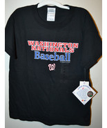 MLB  Washington Nationals Boys T Shirt S or M    NWT - $11.99