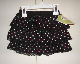 Circo Girls Skirt  Ruffles Lace Size  3M   or 9M NWT Stars - $4.79