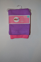 Circo INFANT Girls 2 PACK PANTS Pink & Purple SIZE 0-3    NWT - $6.11