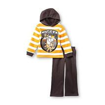 Disney Baby Infant & Toddler Boy'sTigger Hoodie & Pants StripedSize 12M ... - $11.24
