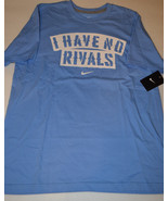 NIKE Mens T-Shirts Size: L  NWT I HAVE NO RIVALS BLUE - $15.19